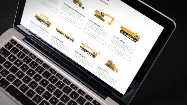 Разработка сайтов 004